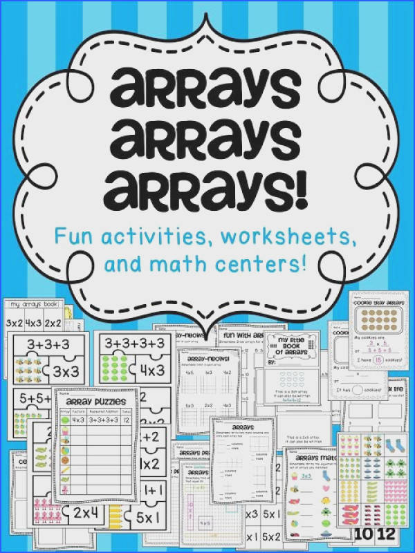 148 best Arrays and Repeated Addition images on Pinterest