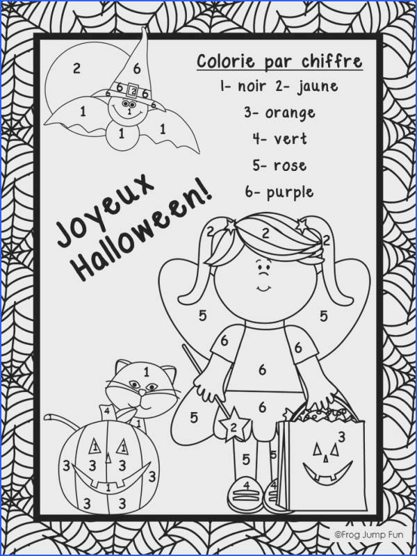 Free printable halloween worksheet for kids