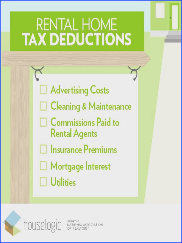Tax Deductions for Rental Homes