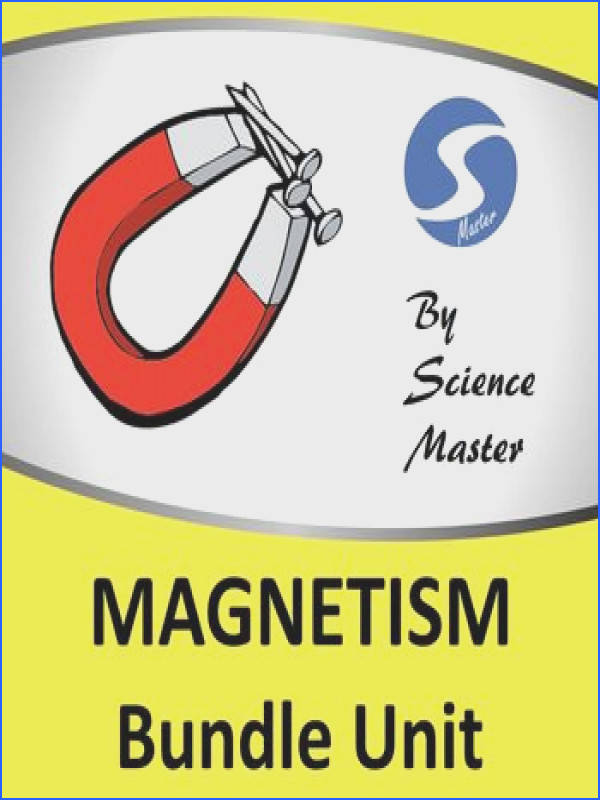 Everything is included for you to teach magnetism A PowerPoint Presentation of 71 slides