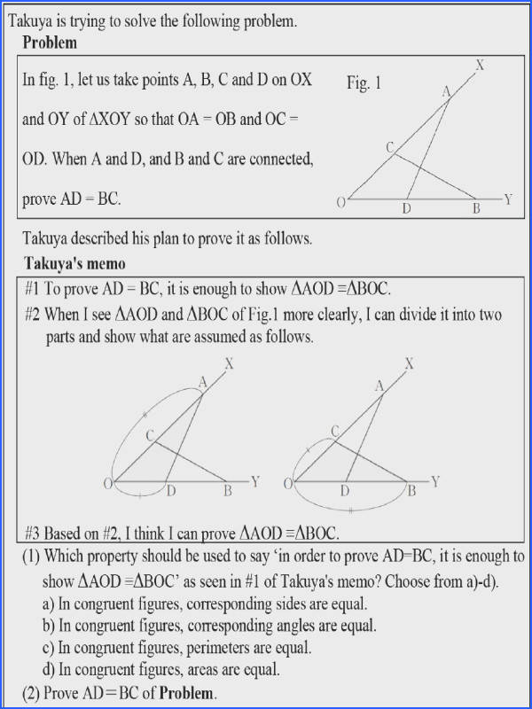 Algebraic Proofs Worksheet Unique Advanced Geometry Problems for Grade 8 Students Table 3 Results 30