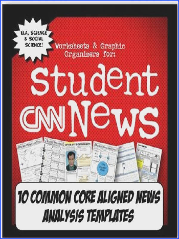 My students are hooked on CNN Student News It is a great free online