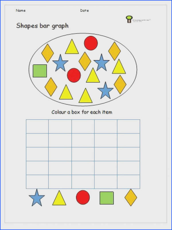 bar graph worksheets for bar graphs for 6 year olds