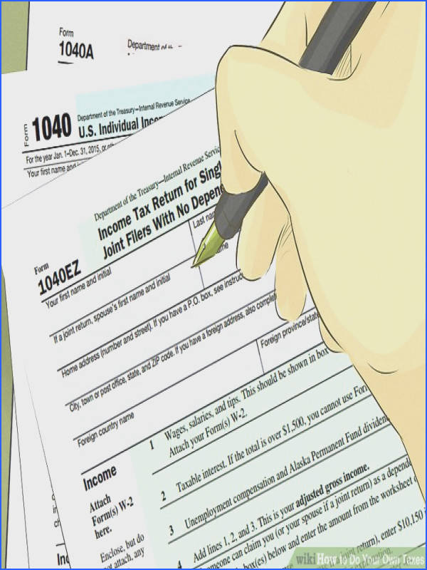 Image titled Do Your Own Taxes Step 5