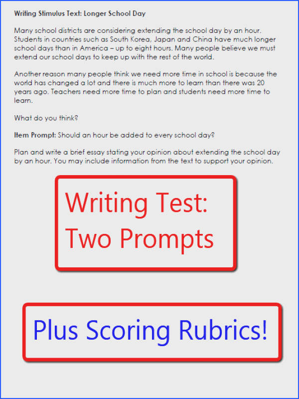 4Th Grade Tests Worksheets for all Download and Worksheets