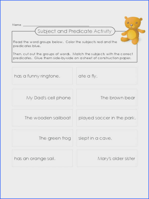 This fun and free printable worksheet is a great way for children especially visual learners