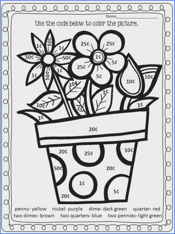 6Th Grade Math Coloring Pages Worksheets for all Download and Worksheets