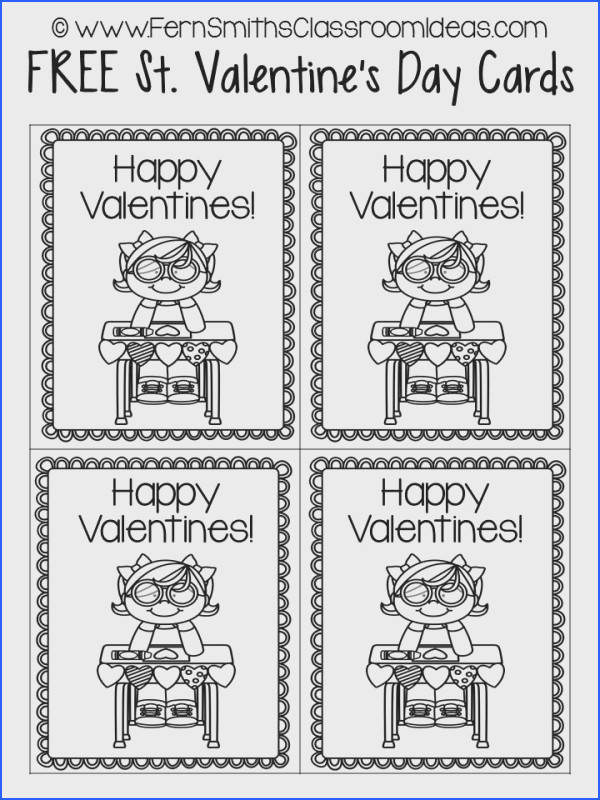 Fern Smith s FREE St Valentine s Day Printable Cards