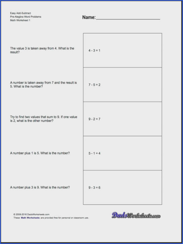 Math Worksheets Word Problems For Kids Adding And Subtracting Fractions Mixed Pdf With Unlike Denominators 7th