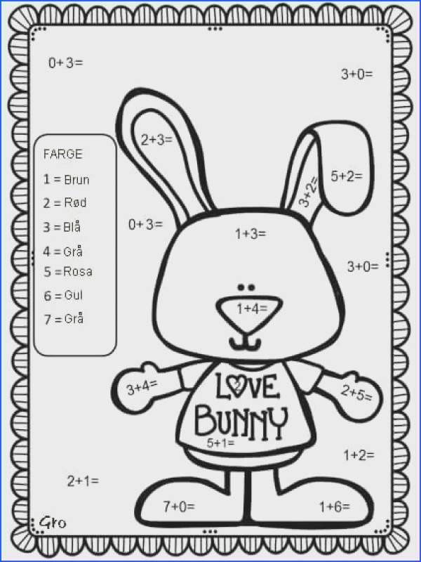FREE Basic Addition Color Your Answers Printable This math resource includes ONE printable and ONE answer key for numbers with a FUN St
