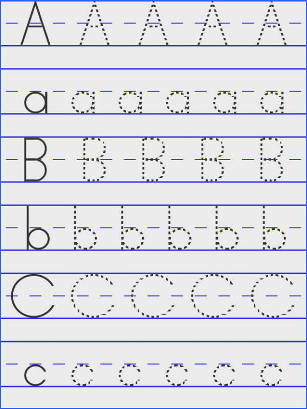 abc practice worksheets number 5 tracing worksheets for kindergarten tracing colors in 3