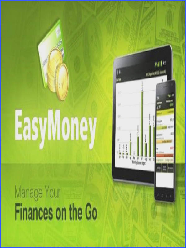 Android App EasyMoney Checks and Balances Review News click the image to learn