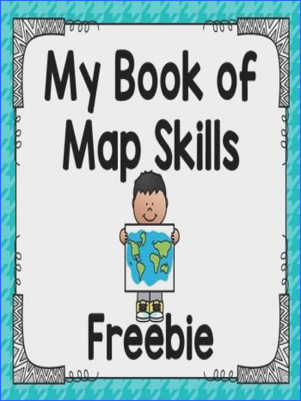 Are you teaching your students map skills This product will help your students pare and contrast maps and globes It will enable students to id…