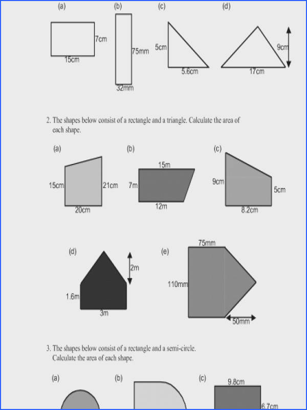area of polygons worksheets free scope work template math and perimeter triangles df9161abcb43dac2c4f a part of