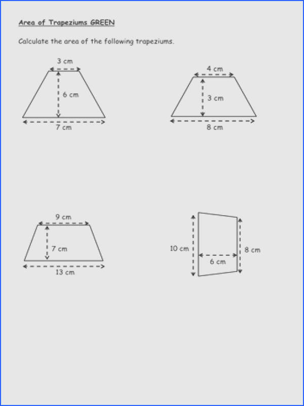 All Worksheets area of parallelograms worksheet Area of pound shapes triangles parallelograms and