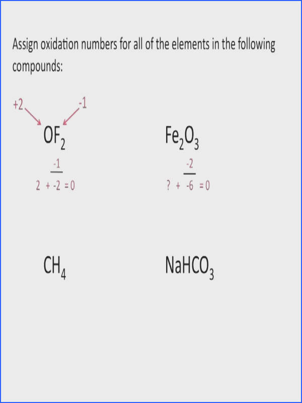 Oxidation Numbers Worksheet Mychaume. Assigning Oxidation Numbers Chemistry Tutorial From Worksheet Source Youtube. Worksheet. 20 2 Oxidation Numbers Worksheet Answers At Clickcart.co