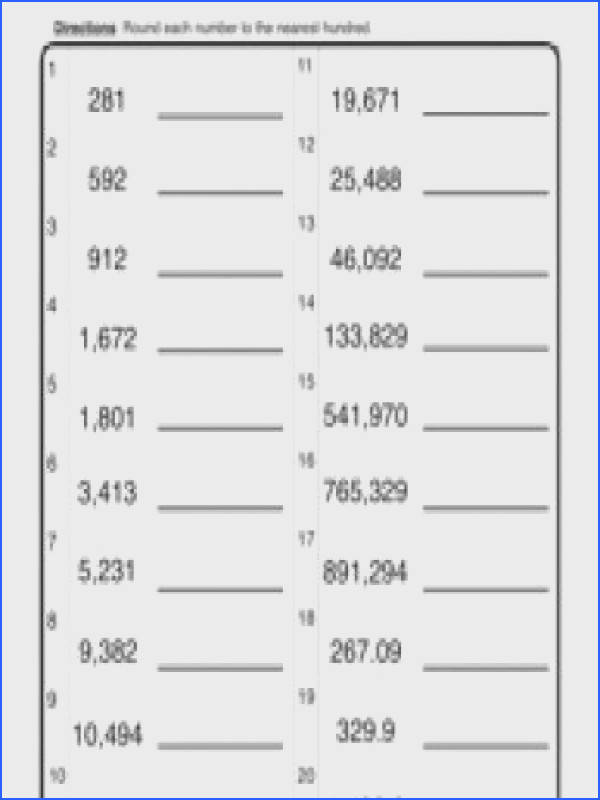 Beautiful Rounding Worksheets Luxury 8 Best English Worksheets Pinterest Ideas High Definition Wallpaper s