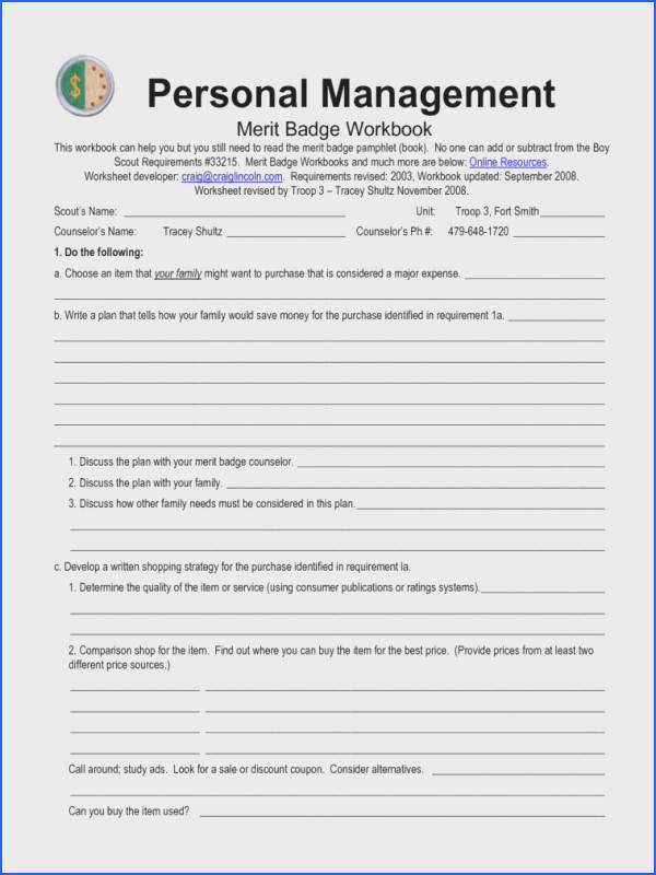boy scout merit badge worksheets ideas of boy scouts merit badges worksheets with summary sample free