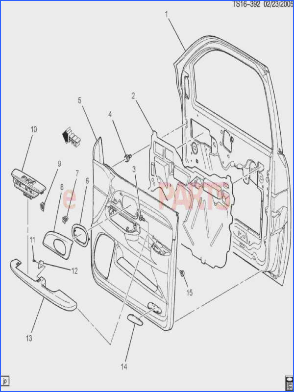 Medium Size of Car Diagram Auto Door Partsagram Car Body Internal Front Trim Side Passenger