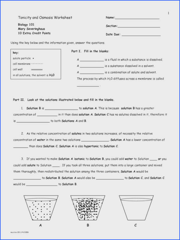 Medium Size of Worksheet Template osmosis Worksheet Biology Answers Cell Membrane Coloring