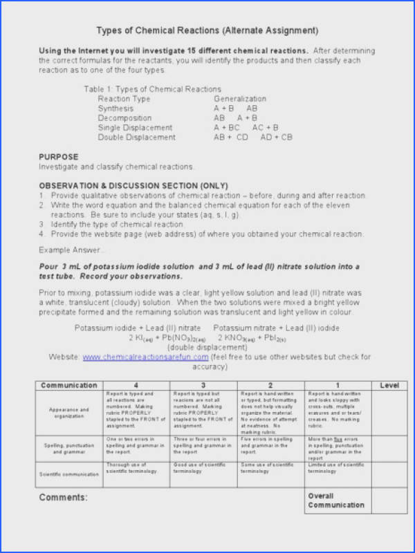 "Chemical reactions worksheet & Chemical Reactions Review Color By Answer Worksheet""""sc"" 1""st"" ""Teachers Pay Teachers"