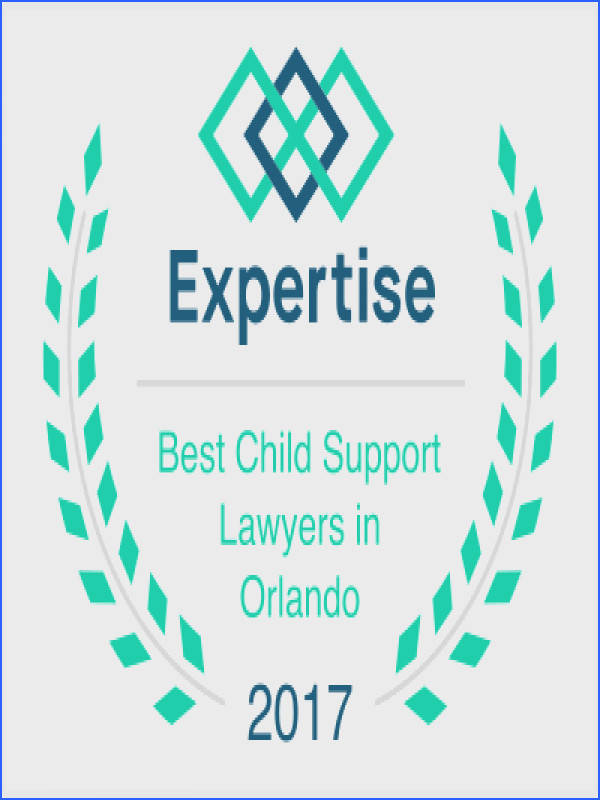 Awarded Best Child Support Lawyers in Orlando FL 2017