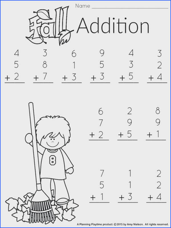 Christmas Addition Math Worksheets For First Grade Worksheets for all Download and Worksheets
