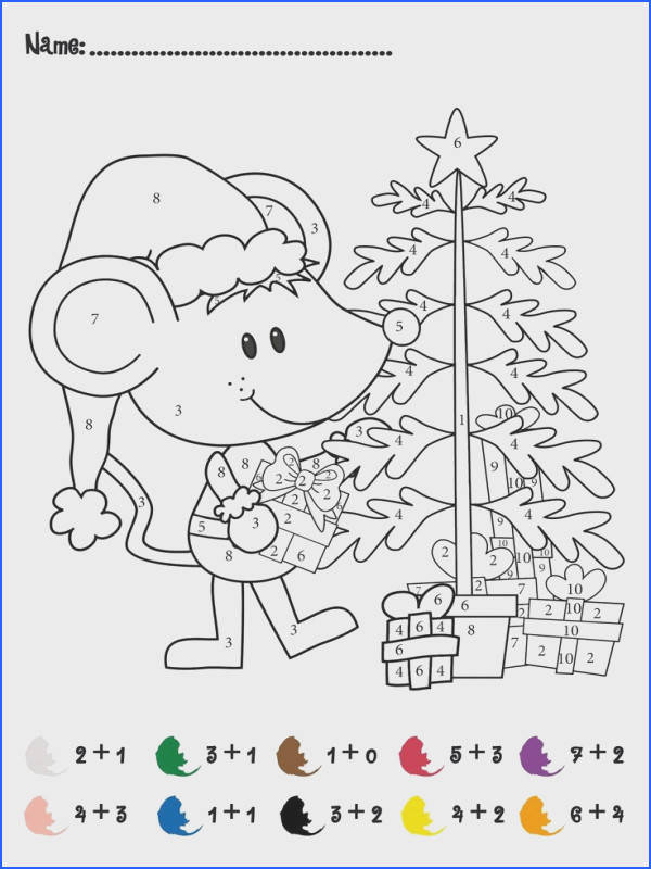 Captivating Christmas Coloring Worksheets For First Grade For Math Christmas Coloring Pages Printable – Fun