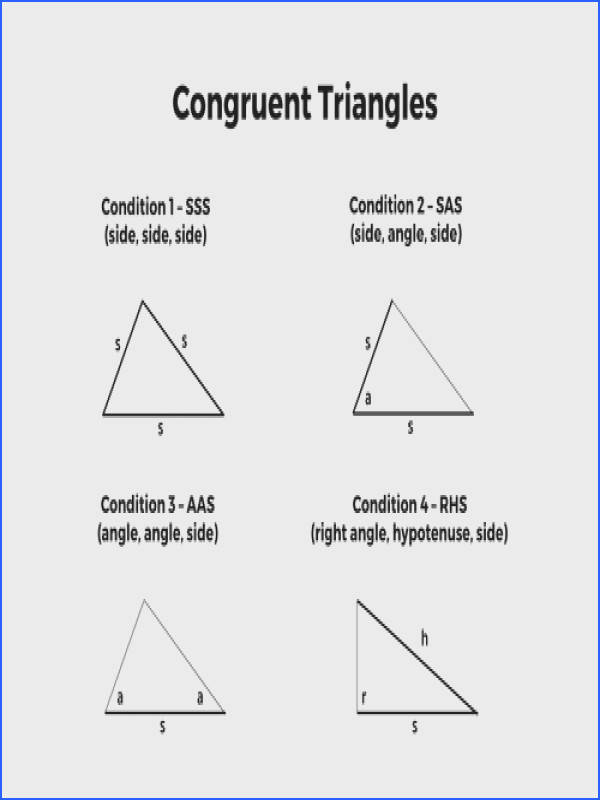 Congruent Triangles plete Lesson by tomotoole Teaching Resources Tes