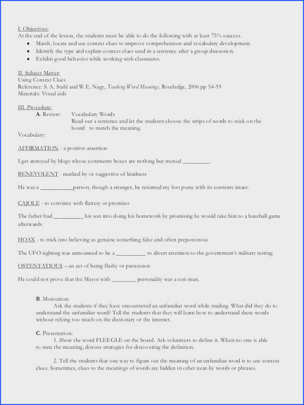 Context Clues Worksheet Mychaume. Activities For Context Clues. Worksheet. Vocabulary In Context Worksheet At Mspartners.co