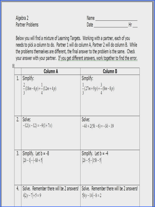 Converting Vertex form to Standard form Worksheet Worksheets for Image Below Standard form to Vertex form Worksheet