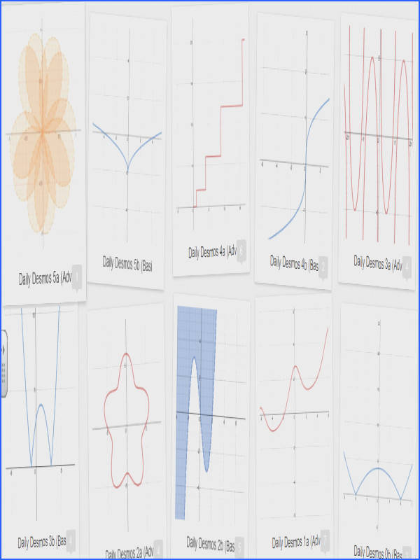 Daily Desmos pictures of graphs You have to use desmos to recreate that graph