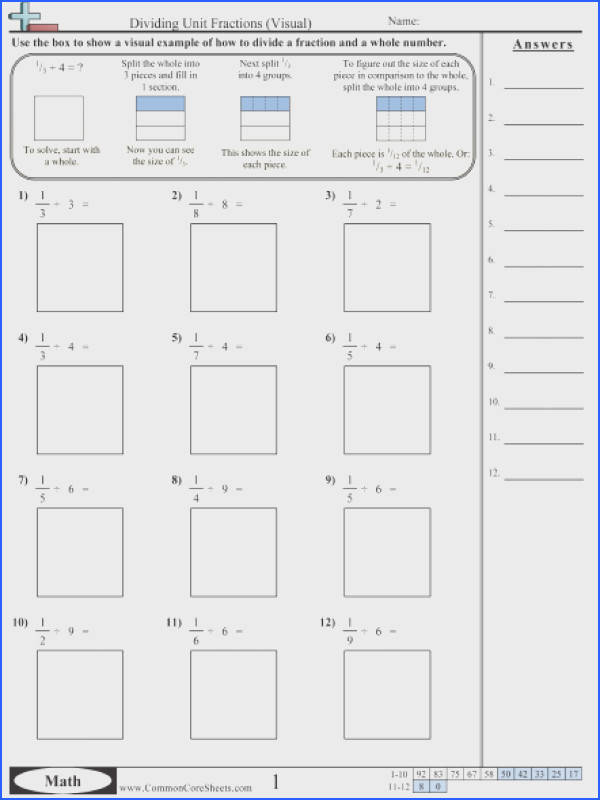 Division Using Area Model Worksheets Worksheets for all Download and Worksheets