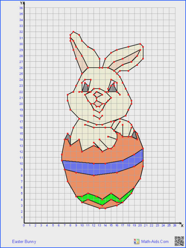 Easter Bunny Math Worksheets Worksheets for all Download and Worksheets