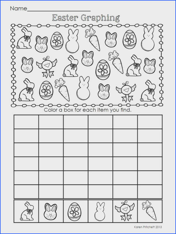Graphing Worksheets Mychaume. Easter Graphing From Worksheets Source Pinterest. Worksheet. Picture Graphing Worksheets At Mspartners.co