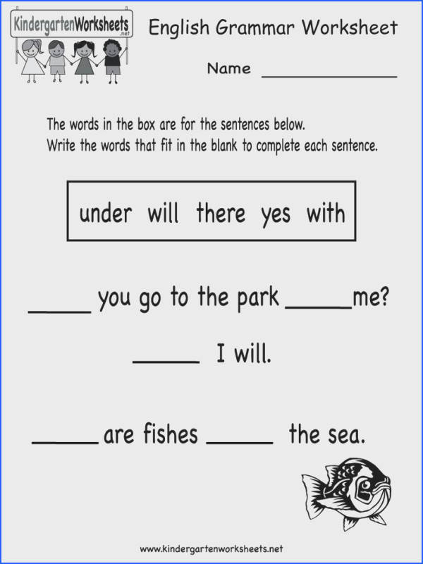 Easy English Worksheets Worksheets for all Download and Worksheets