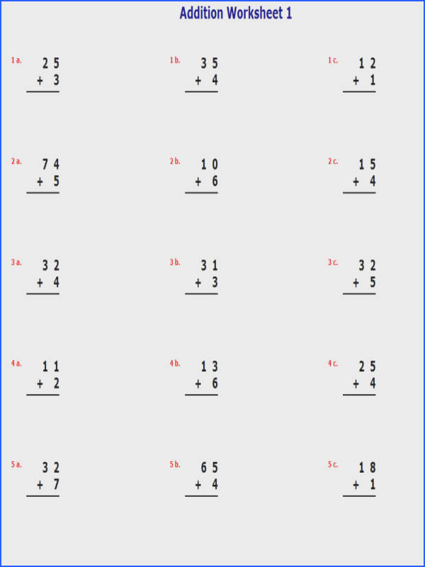 Simple math worksheets printable coffemix easy pics worksheet made free printables photo images multiplication