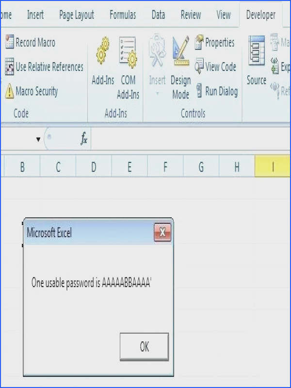 excel macro unprotect sheet excel macro protect sheet options