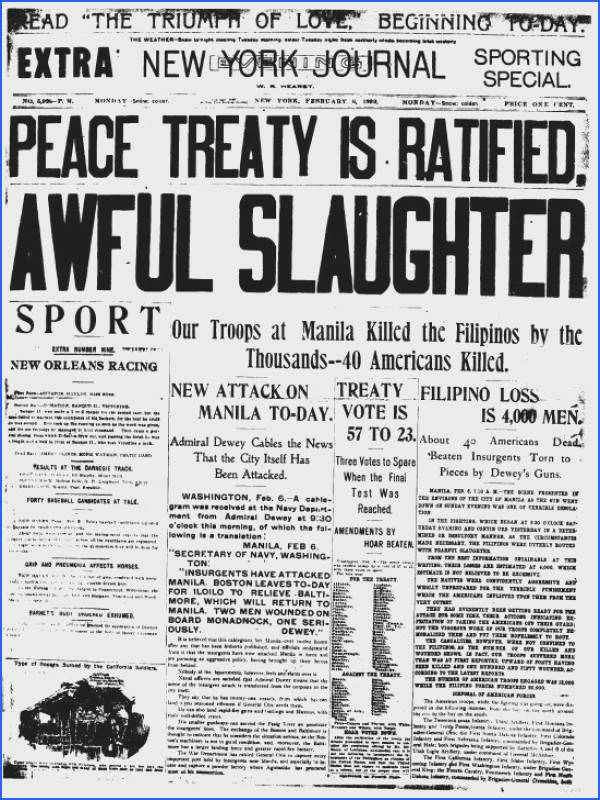 Headline From the Spanish American War Period yellow journalism Brefash images about Historical Headlines on Pinterest Jfk New york Sofii