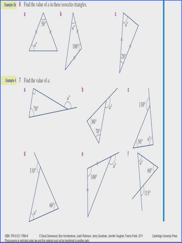 Finding Missing Angles In Triangles Worksheet New Exterior Interior Angles Worksheet Dayri Finding Missing Angles