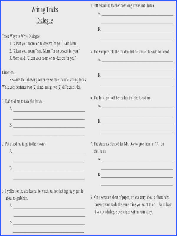 First Grade Sentence Writing Worksheets Worksheets for all Download and Worksheets