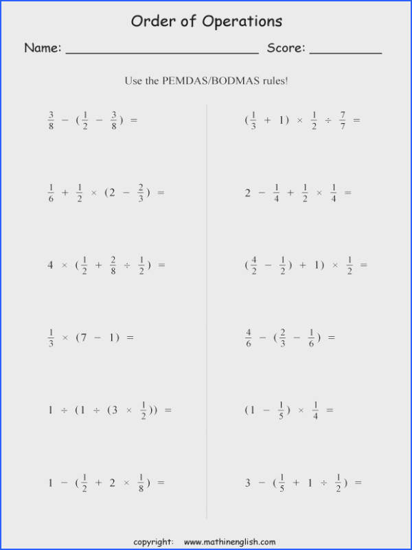 printable primary math worksheet