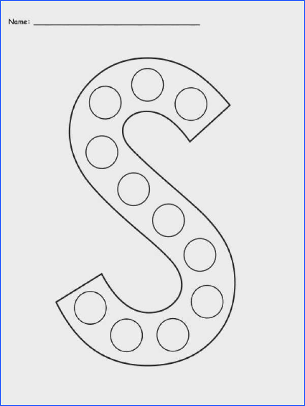 Letter S worksheets like these are great for toddlers preschoolers and kindergartners They provide a fun and easy way to practice letter recognition