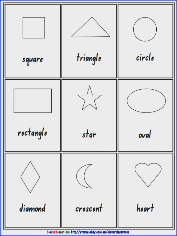 "Free Math Lesson ""2d 3d Shape Posters Black and White Ebook 26 Image Below 3d Shapes Worksheets"