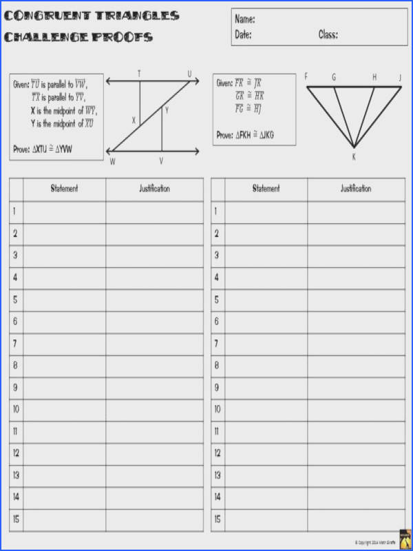 Medium Size of Worksheet cpct In Geometry Which Pair Triangles Is Congruent By Asa