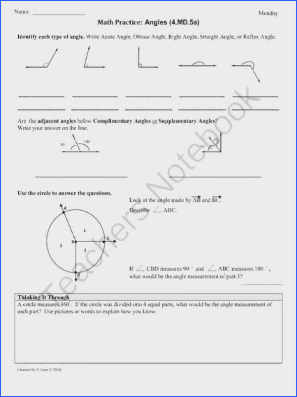 Geometry Segment and Angle Addition Worksheet Answers Inspirational Les 25 Meilleures Idées De La Catégorie Measurement