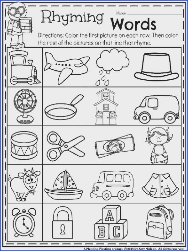 Getting Ready For Kindergarten Worksheets Worksheets for all Download and Worksheets