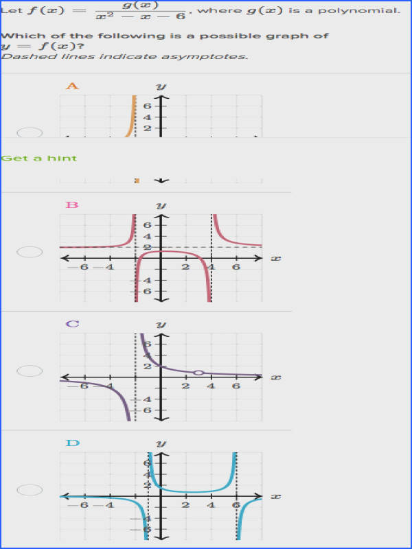 Graphing Rational Functions Worksheet Mychaume