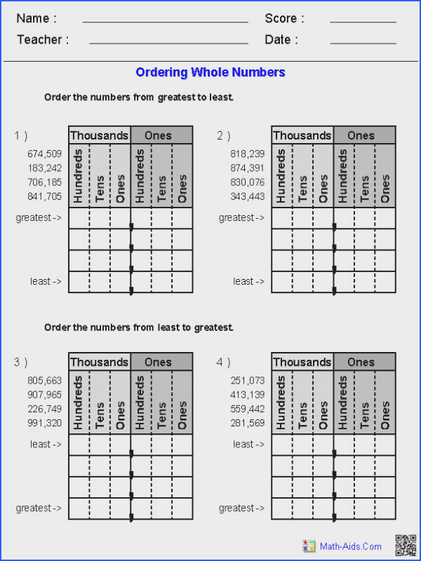 Real Number System Worksheet Mychaume. Ordering Whole Numbers Worksheets. Worksheet. Paring Economic Systems Worksheet At Mspartners.co