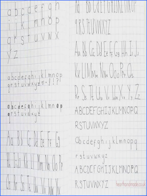 Handwriting Worksheets For Adults Printable Free